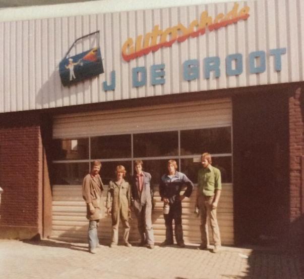 Wagenstraat 14, Lisse (1977)