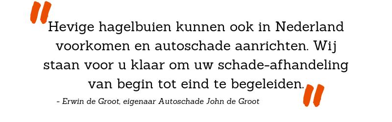 Quote Erwin de Groot